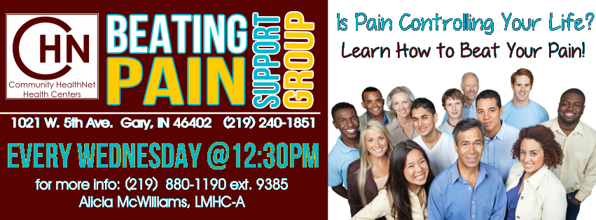 Beating the Pain Support Group