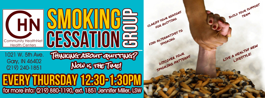 CHN Smoking Cessation Support Group